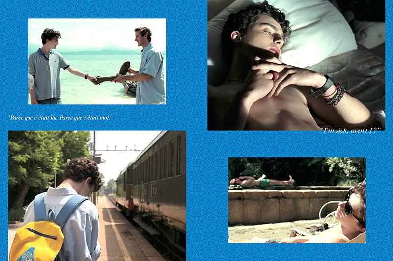 4/27公開『君の名前で僕を呼んで』限定2000部の豪華版パンフレットを発売