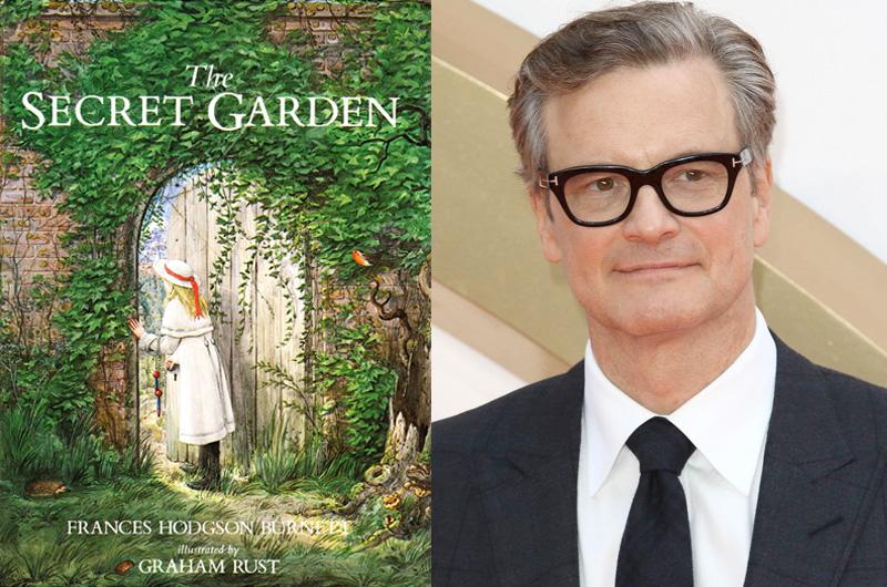 「秘密の花園」映画化でコリン・ファース、ジュリー・ウォルターズが出演