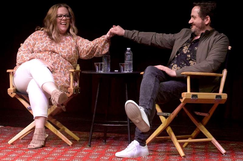 メリッサ・マッカーシー夫婦の新作はアクション・コメディ『Super-Intelligence』