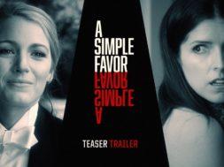 アナ・ケンドリック&ブレイク・ライブリー共演『A Simple Favor(原作邦題:ささやかな頼み)』特報第2弾