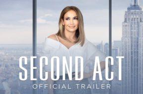 ジェニファー・ロペス主演、経歴偽証でキャリア・アップを図る『Second Act』予告編