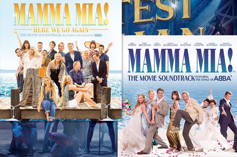 『マンマ・ミーア! ヒア・ウィ・ゴー』米iTunesチャートで前作サントラもランクイン