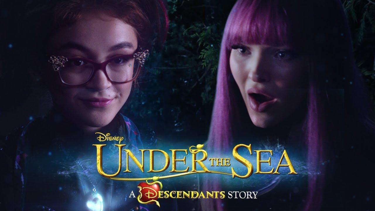 『ディセンダント3』を前に外伝『Under the Sea: A Descendants Story』特報