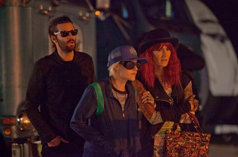 クリステン・スチュワート、ローラ・ダーン共演、J.T.リロイ騒動を描く『Jeremiah Terminator LeRoy』の公式スチール公開