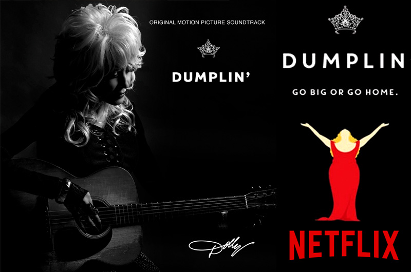 『Dumplin'』Netflixで配信。音楽はドリー・パートンが全面参加(主題歌映像あり)
