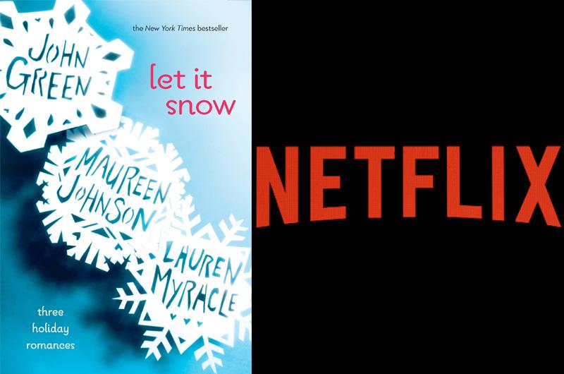 『きっと、星のせいじゃない。』原作者ジョン・グリーン参加のアンサンブル小説の映画化『Let It Snow』をNetflixが製作