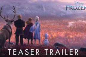 『アナと雪の女王2』特報公開。そのアニメーション表現について