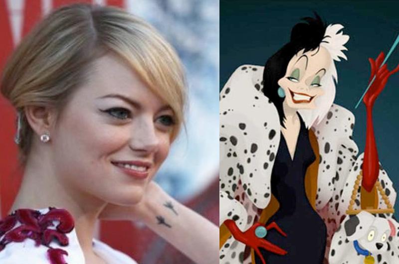 エマ・ストーンがクルエラ・ド・ヴィルを演じるディズニー実写企画『Cruella』の舞台は80年代?