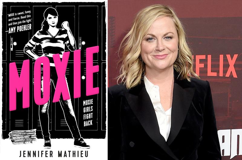 エイミー・ポーラ、監督2作目はYA小説のNetflix映画化『Moxie』