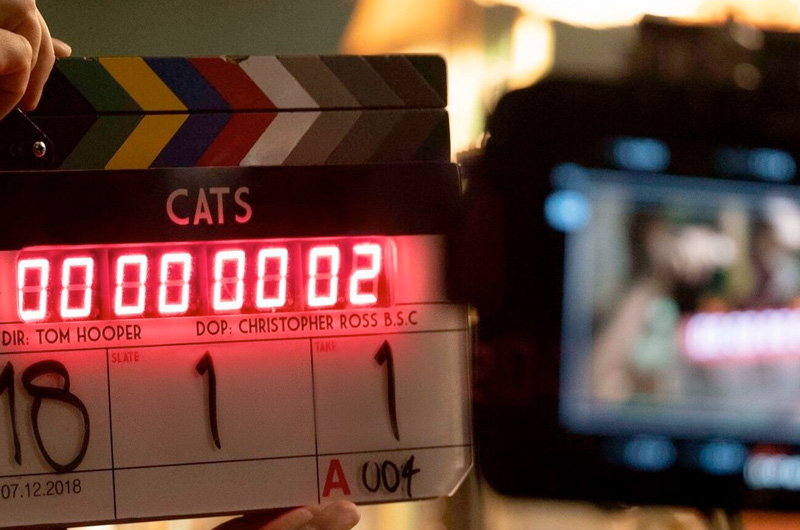 映画版『キャッツ』はモーションキャプチャー使用でリアル猫形態?
