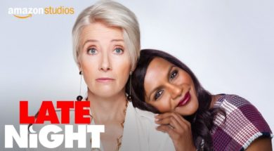 エマ・トンプソンとミンディ・カリング共演、深夜トーク番組を舞台にした『Late Night』予告編第2弾