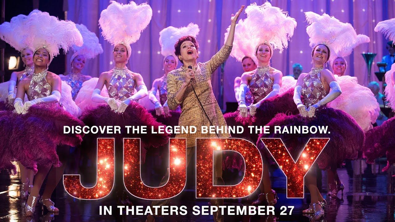 レネー・ゼルウィガーがジュディ・ガーランドを演じる『Judy』特報