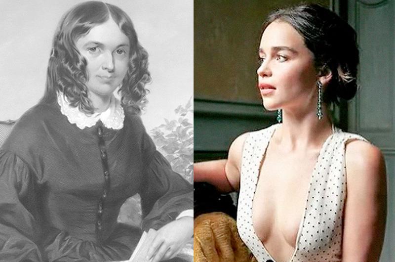 エミリア・クラークが英詩人エリザベス・バレット・ブラウニングを演じる『Let Me Count the Ways』