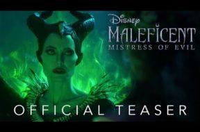 メイクに変化が。『マレフィセント』続編『Maleficent: Mistress of Evil』特報