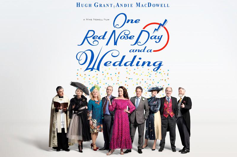 『フォー・ウェディング』25年ぶりの続編「One Red Nose Day And A Wedding」