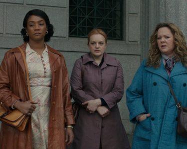 リッサ・マッカーシー、ティファニー・ハディッシュ、エリザベス・モスがギャングの妻を演じる『The Kitchen』予告編