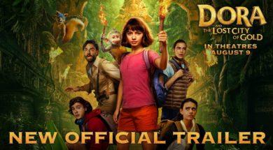 『ドーラといっしょに大冒険』実写版『Dora and the Lost City of Gold』予告編第2弾