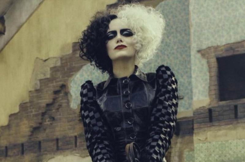 『101匹わんちゃん』クルエラ・ド・ヴィルをエマ・ストーンが演じる『Cruella』イメージ写真初公開