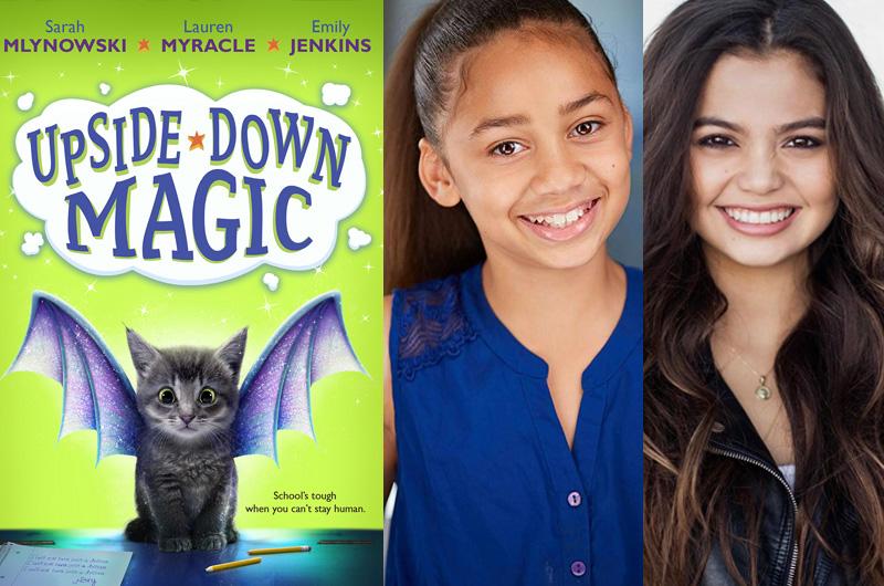 ディズニー・チャンネル・ムービー、落ちこぼれ魔法少女の活躍を描く『Upside-Down Magic』制作開始