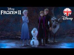 『アナと雪の女王2』イギリス版予告編には新たな映像多数