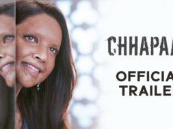 ディーピカー・パードゥコーン主演、アシッド・アタック被害者の闘いを描く『Chhapaak』予告編