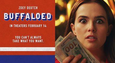 ゾーイ・ドゥイッチ主演、借金取りで成り上がるヒロインを描く『Buffaloed』予告編