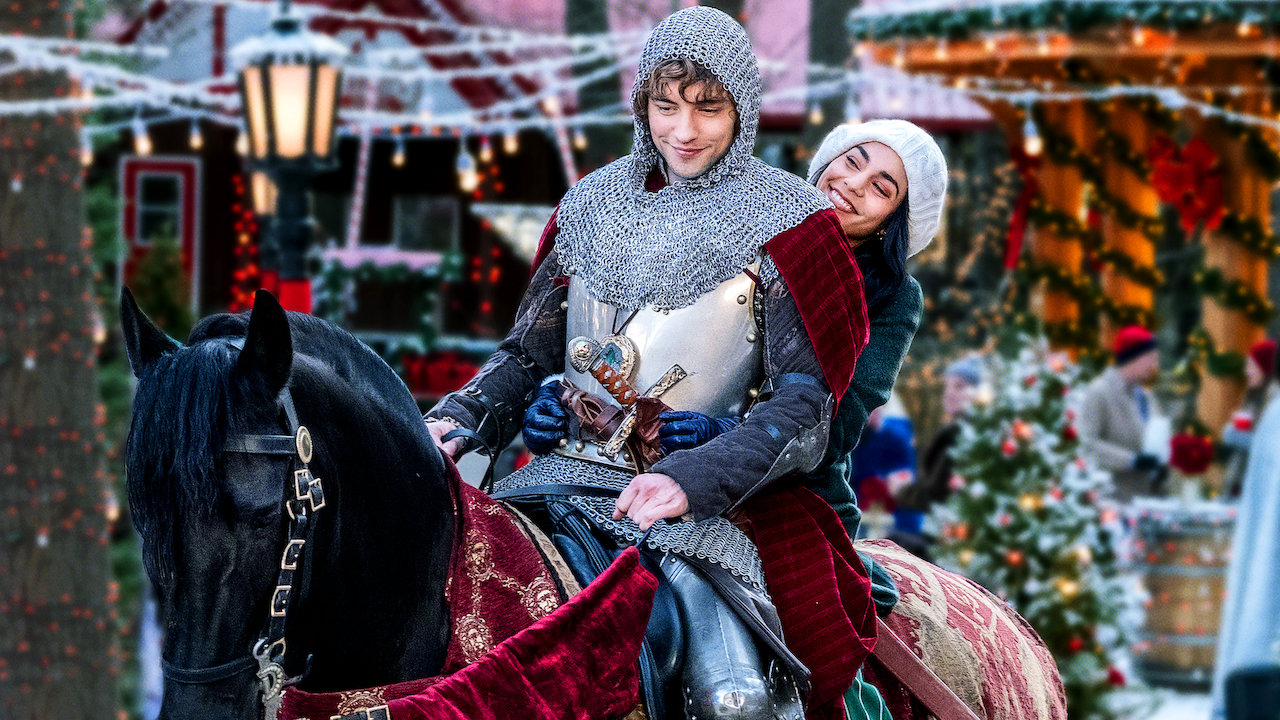 クリスマス・ナイト 〜恋に落ちた騎士〜 | Netflix