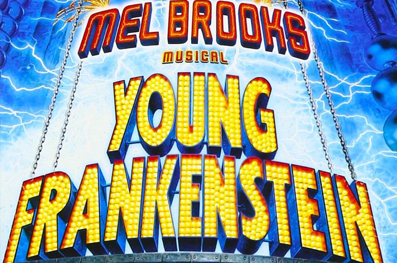 米ABCの生放送ミュージカル第2弾は『ヤング・フランケンシュタイン』