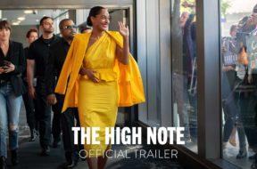 ダコタ・ジョンソン&トレイシー・エリス・ロス共演、伝説的な歌手の再起を描くコメディ『The High Note』予告編