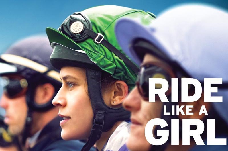 テリーサ・パーマー主演、豪伝統レースで初優勝した女性騎手を描く『Ride Like a Girl』予告編