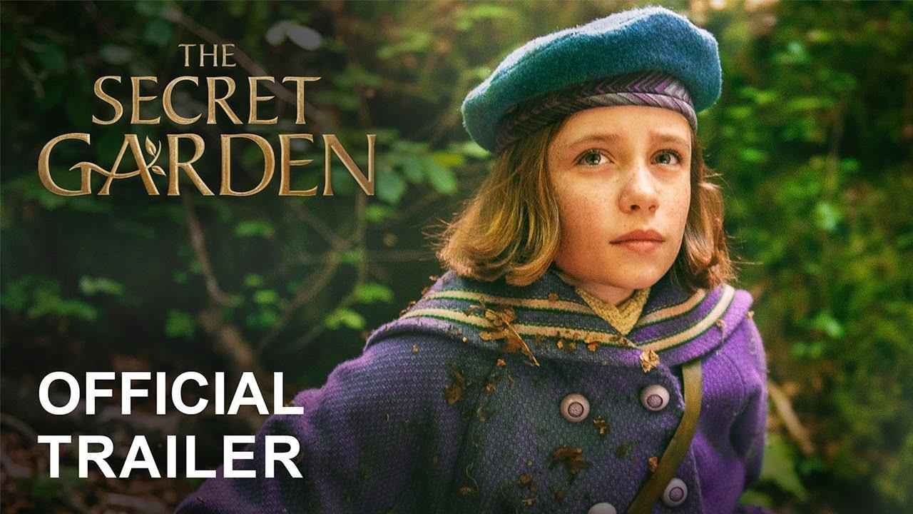 コリン・ファース出演、古典児童文学「秘密の花園」の映画化『The Secret Garden』予告編