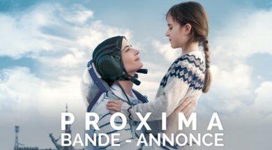 エヴァ・グリーン主演、シングルマザーの宇宙飛行士と娘を描く『Proxima』予告編