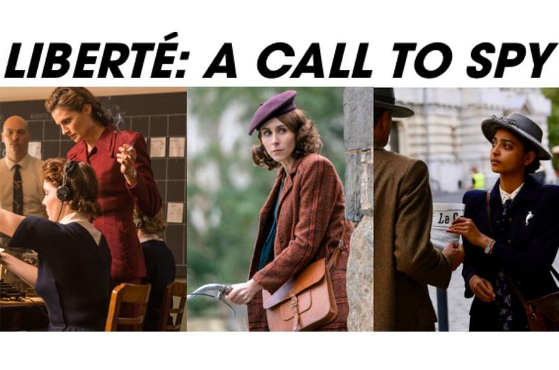 第2次大戦中、フランスで活動していた実在した女スパイたちを描く『A Call to Spy』