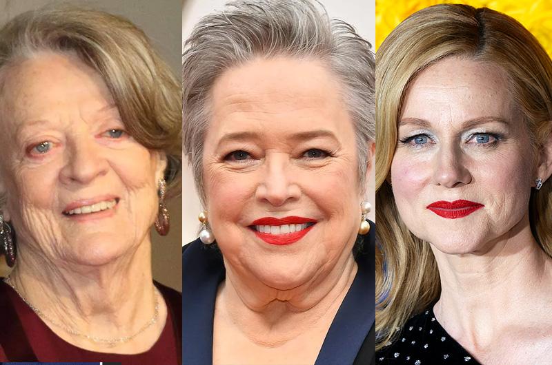 マギー・スミス、キャシー・ベイツ、ローラ・リニー共演、フランスの巡礼地を目指すおばさんたちを描く『The Miracle Club』