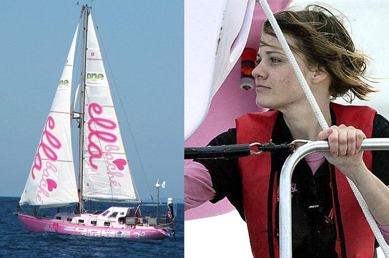 ピンクのヨットで単独世界一周を達成した16歳の少女の実話をNetflixが映画化