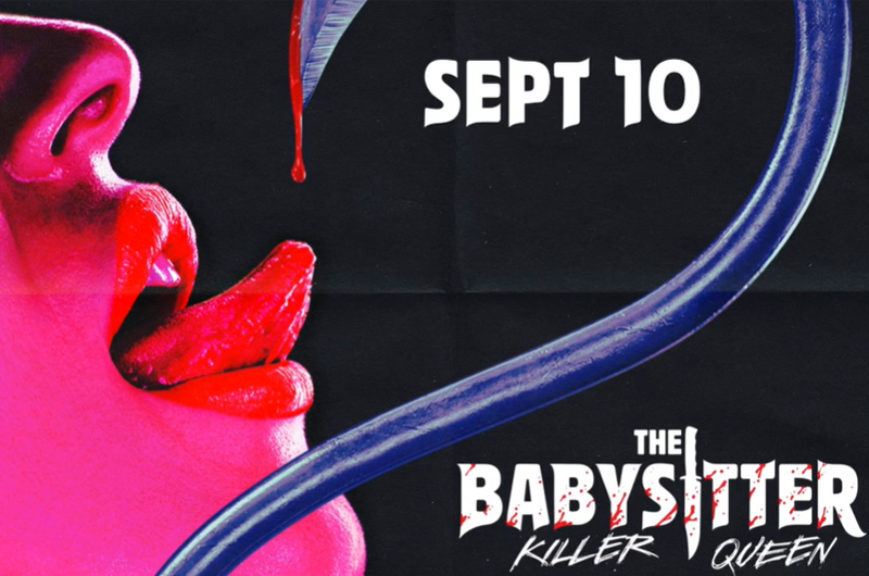 Netflix映画『ザ・ベビーシッター:キラー・クイーン』配信日発表&スチル写真公開