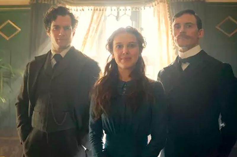 ミリー・ボビー・ブラウン主演、シャーロック・ホームズの妹の活躍を描くNetflix映画『エノーラ・ホームズの事件簿』配信日決定!