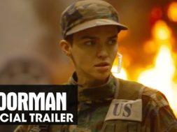 ルビー・ローズ主演、元海兵隊が武装集団に1人で立ち向かう『The Doorman』予告編