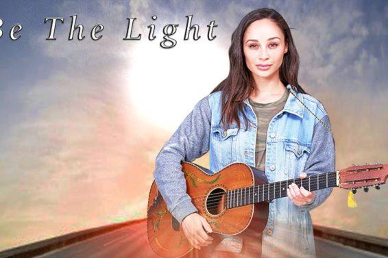 父親の治療費のため、歌とダンスで賞金を狙うヒロインを描くミュージカル映画『Be The Light』予告編