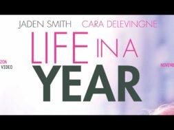 カーラ・デルヴィーニュ&ジェイデン・スミス共演、死期が迫る彼女のために奮闘する『Life in a Year』予告編