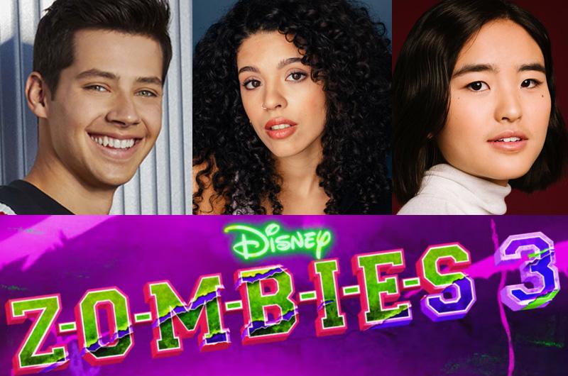 ディズニー・チャンネル・ムービー『ゾンビーズ』第3弾『ゾンビーズ3』に新たなキャスト
