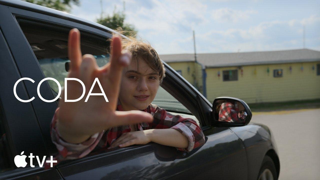 フランス映画『エール』のリメイク『Coda』予告編