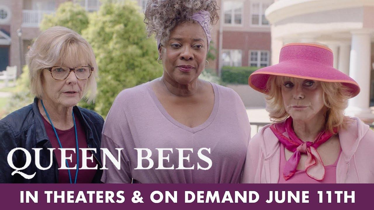 エレン・バースティン主演コメディ『Queen Bees』予告編