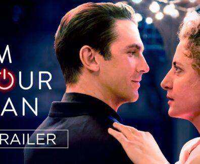 ダン・スティーヴンスがロボット役で女性科学者との恋を描くドイツ映画『Ich bin dein Mensch(英題:I'm Your Man)』予告編